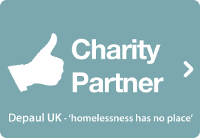 Charity Partner - Depaul UK