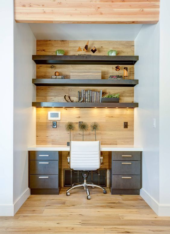 create your ideal office at home! #llinteriors - leonard leese