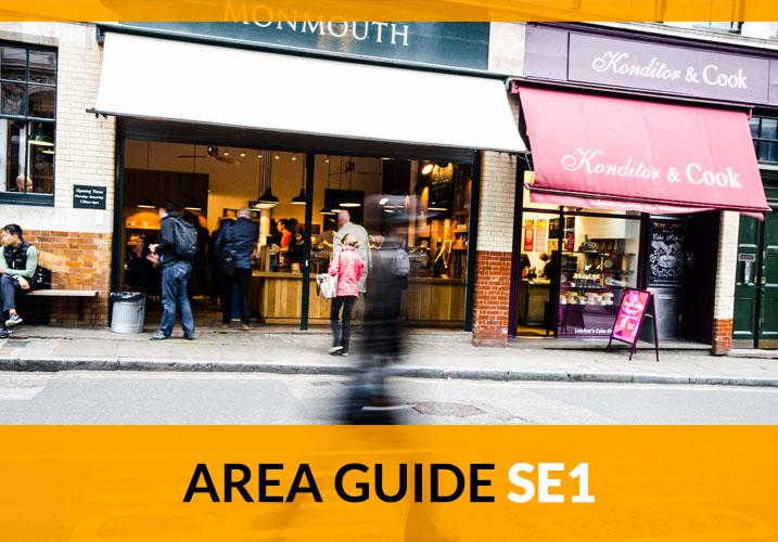 SE1 Area Guide