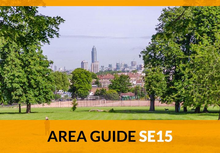 SE15 Area Guide