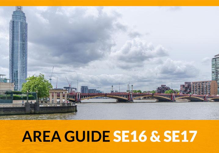 SE16 & SE17 Area Guide
